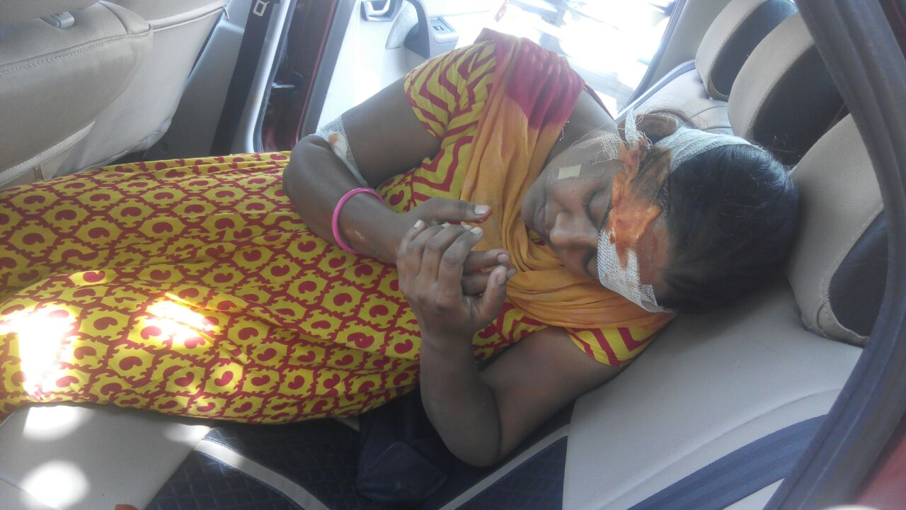8. AWBI officer Kavita Jain attacked by cattle mafia